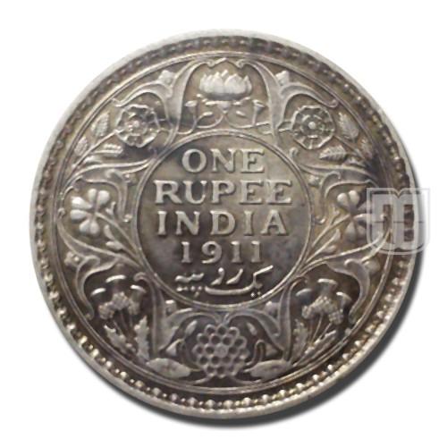 One Rupee | KM# 523,PR.207 | R