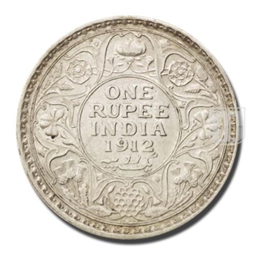 One Rupee | KM# 524,PR.208 | R