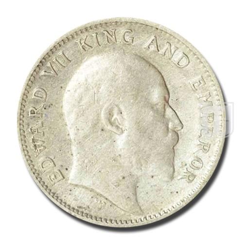 1/4 Rupee | KM# 506,PR.437 | O