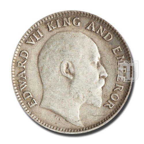1/4 Rupee | KM# 506,PR.439 | O