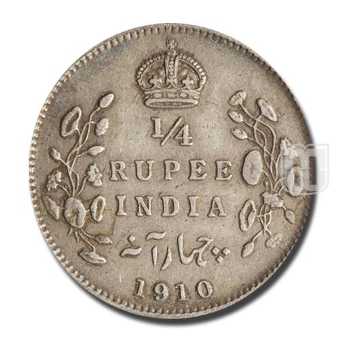 1/4 Rupee | KM# 506,PR.439 | R