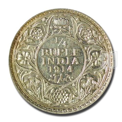 1/4 Rupee | KM# 518,PR.456 | R