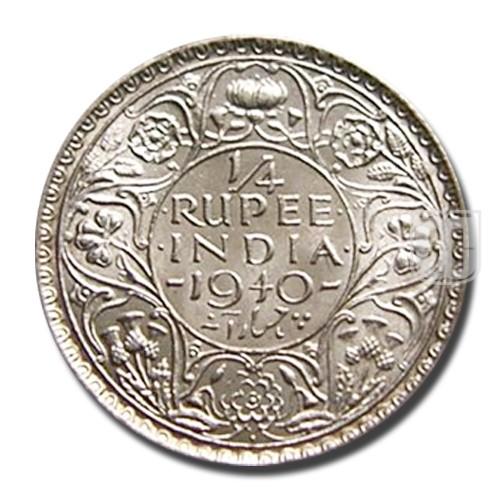 1/4 Rupee   KM# 545,PR.463   R