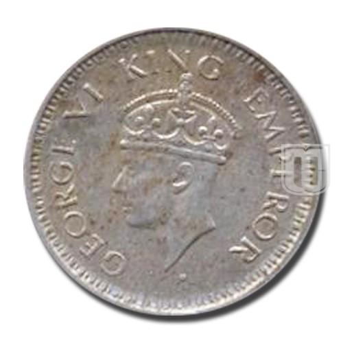 1/4 Rupee | KM# 547,PR.476 | O