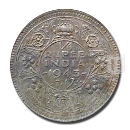 1/4 Rupee | KM# 547,PR.476 | R