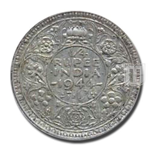 1/4 Rupee | KM# 547,PR.467 | R