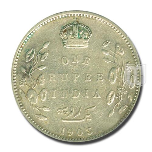 Rupee | KM# 508,PR.198 | R