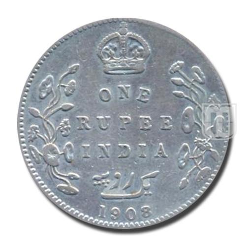 Rupee   KM# 508,PR.204   R