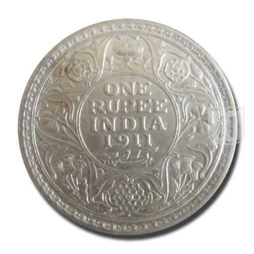 One Rupee   KM# 523,PR.217   R