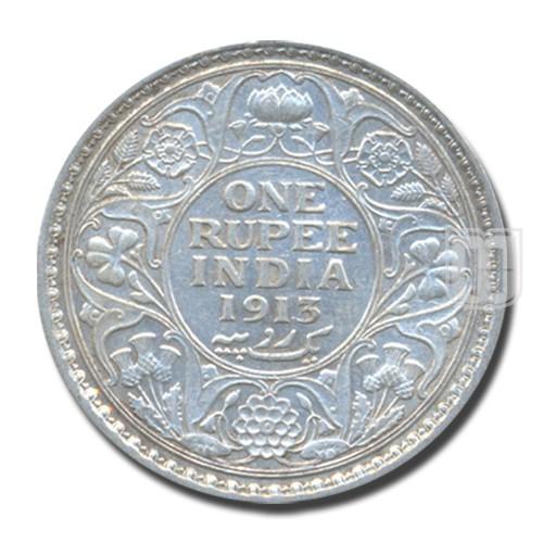 One Rupee | KM# 524,PR.209 | R