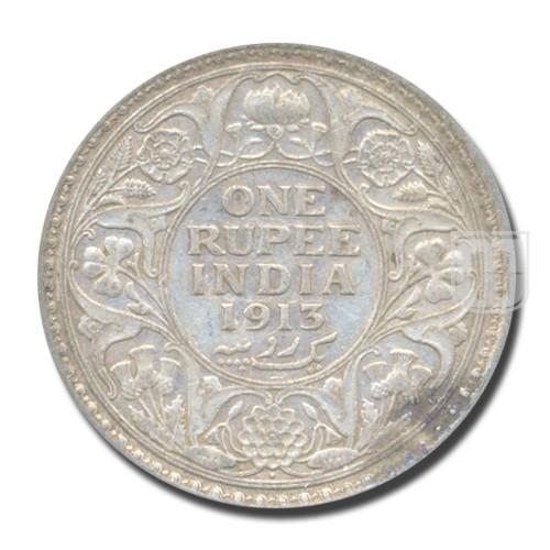 One Rupee | KM# 524,PR.219 | R