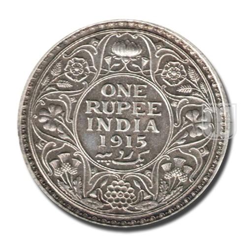 One Rupee   KM# 524,PR.211   R