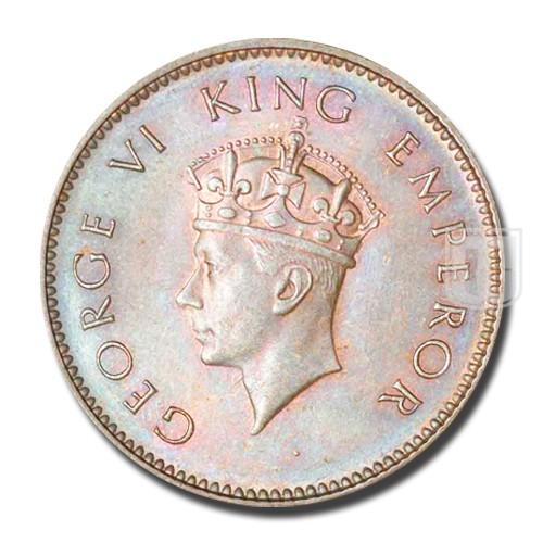 One Quarter Anna | KM# 530,PR.684 | O