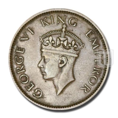 One Quarter Anna | KM# 530,PR.685 | O