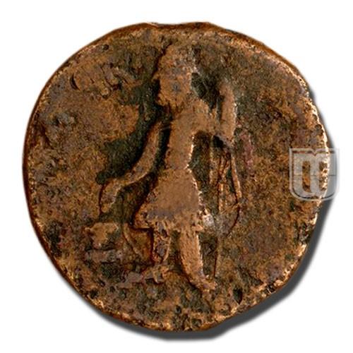 Tetradrachms   Gobl 786, Cribb; 2000: 14   O
