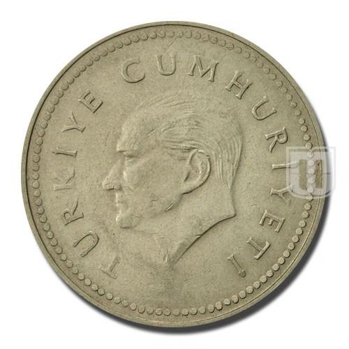 10000 Lira (10 Bin Lira) | KM 1027.1 | O