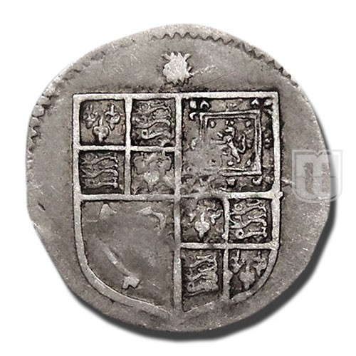 Two Pence (Half Groat) | KM  10 | R
