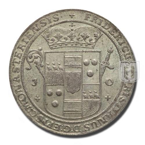 24 MARIENGROSCHEN (Gulden) | KM 111 | O