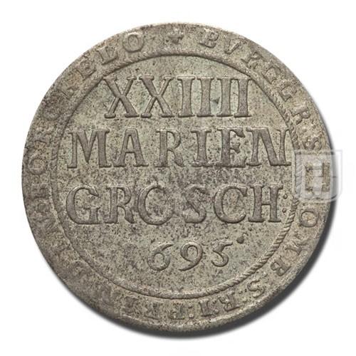 24 MARIENGROSCHEN (Gulden) | KM 111 | R