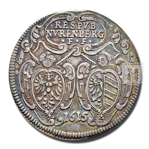 30 KREUZER (1/2 Reichsgulden) | KM 18 | O