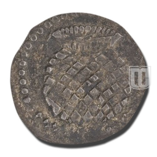 Half Penny | KM  22 | R