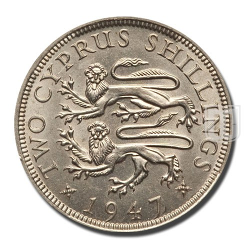 2 Shillings | KM 28 | R