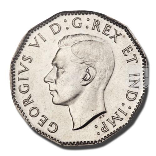 Five Cents   KM 39a   O
