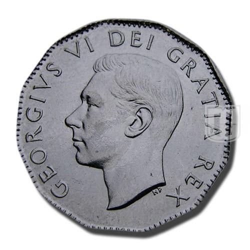Five Cents   KM 42a   O