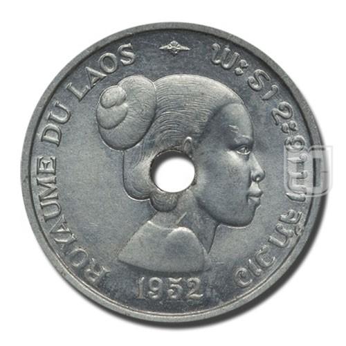 10 Cents   KM 4   O