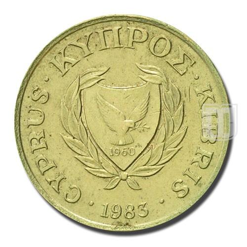 5 Cents | KM 55.1 | O