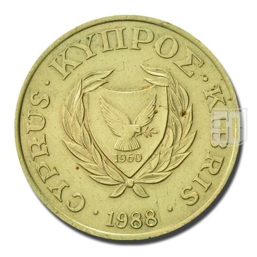 5 Cents | KM 55.2 | O