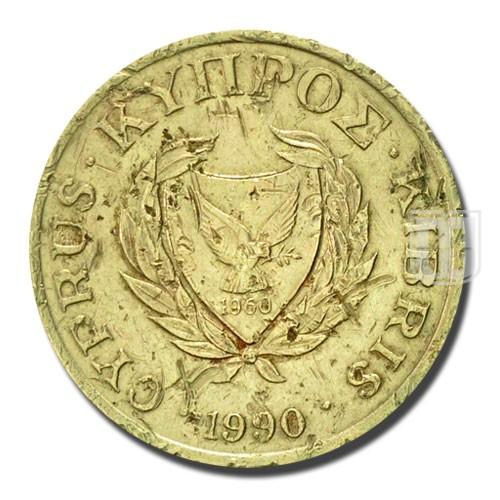 20 Cents | KM 62.1 | O