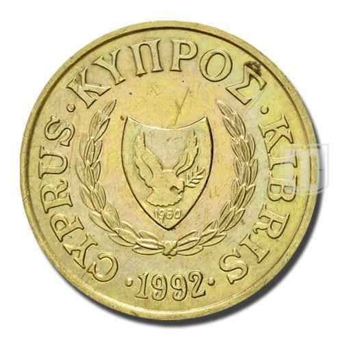 5 Cents | KM 55.3 | O