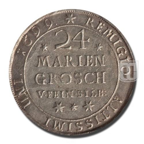 24 MARIENGROSCHEN (2/3 Thaler) | KM 559 | R