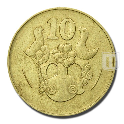 10 Cents | KM 56.3 | R