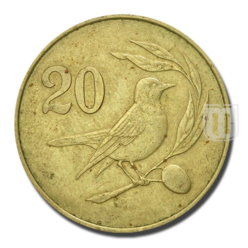 20 Cents | KM 57.1 | R