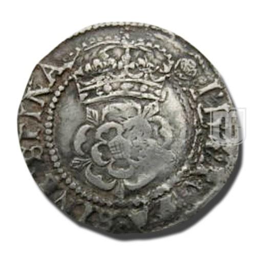 Two Pence (Half Groat) | KM  57 | O