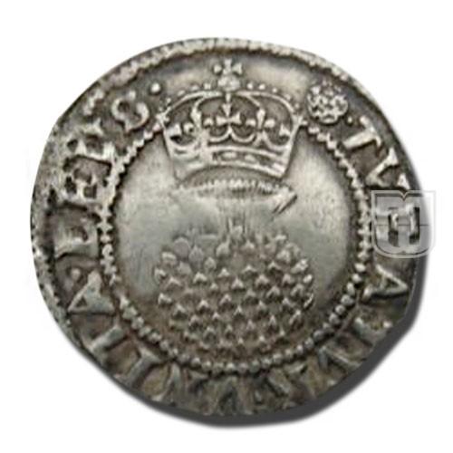Two Pence (Half Groat) | KM  57 | R