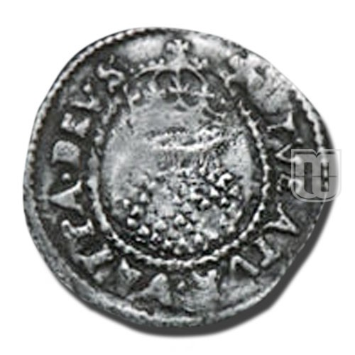 Two Pence (Half Groat) | KM  58 | R