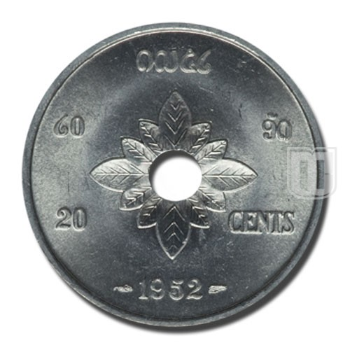 20 Cents | KM 5 | R
