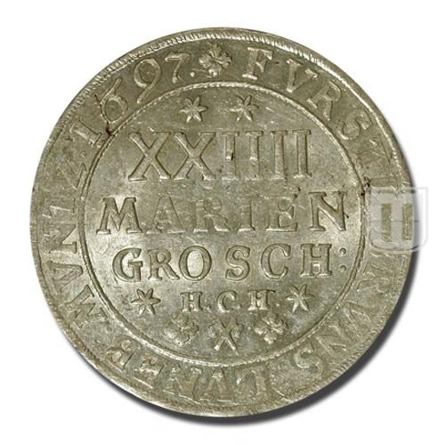 24 MARIENGROSCHEN (2/3 Thaler) | KM 615 | R