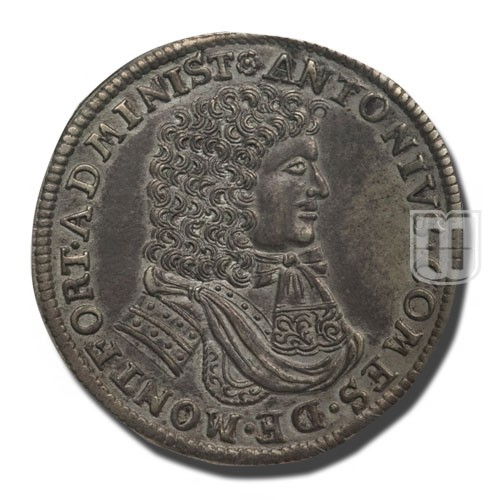 30 KREUZER (1/2 Gulden) | KM 75 | O