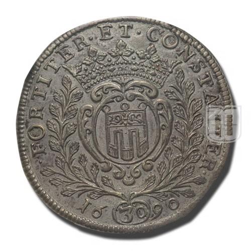 30 KREUZER (1/2 Gulden) | KM 75 | R