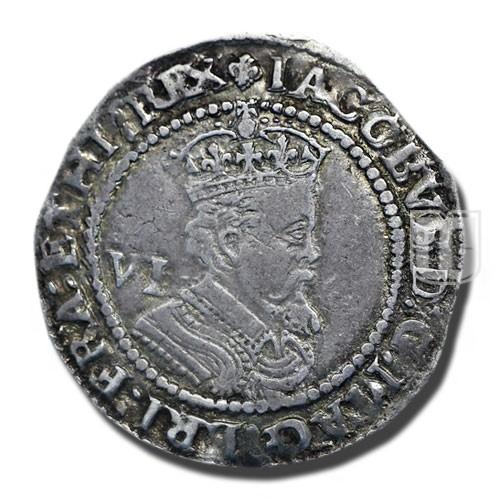 Six Pence | KM  77 | O