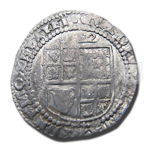 Six Pence | KM  77 | R