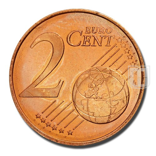 2 Euro Cents | KM 79 | R