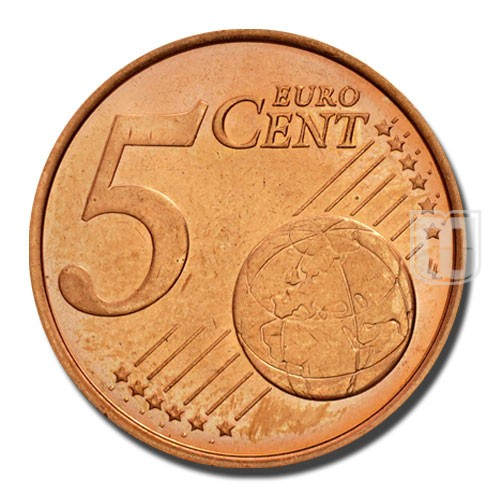 5 Euro Cents | KM 80 | R