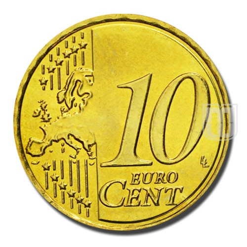 10 Euro Cents | KM 81 | R