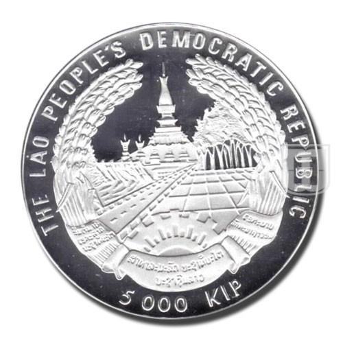 5000 Kip   KM 81   O