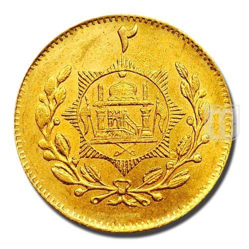 2 Tillas (20 Rupees)   KM 879   R